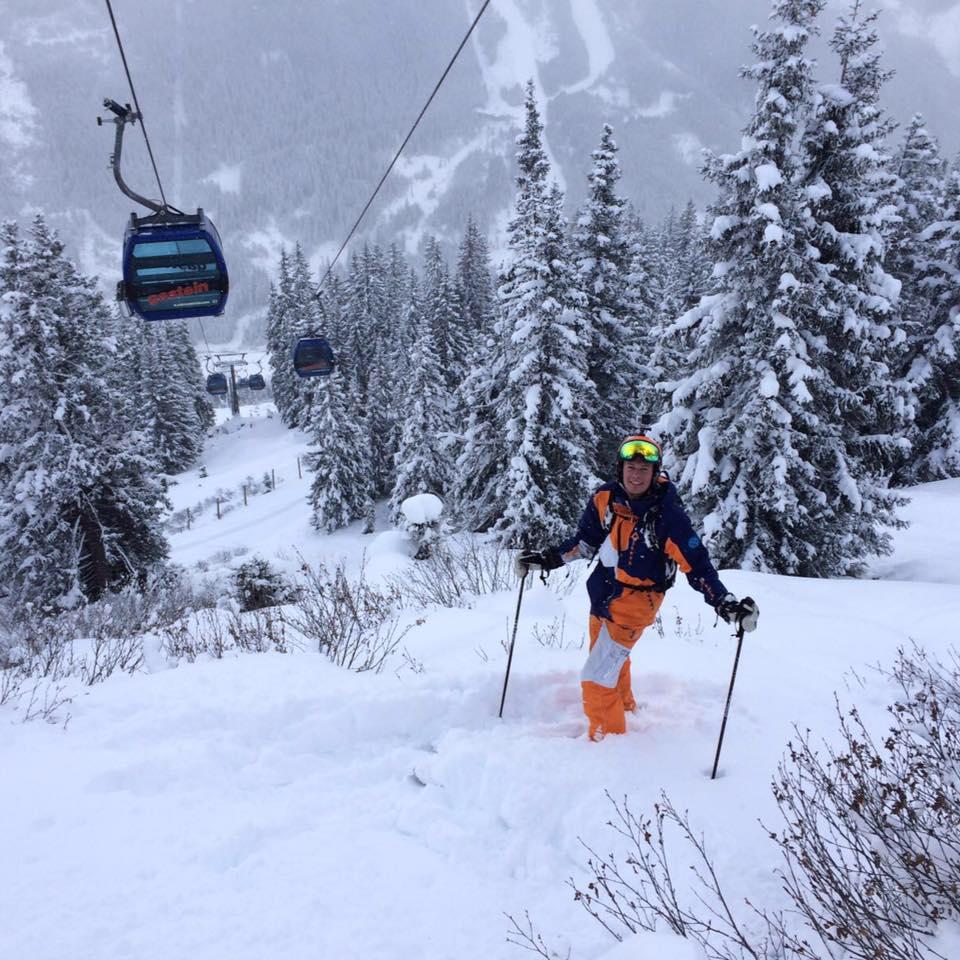 Ski med Snowminds