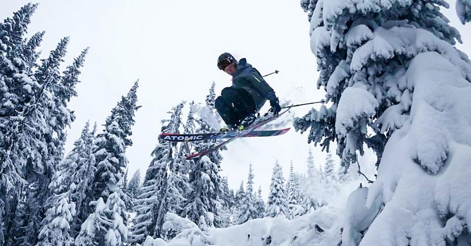 Ski i sun peaks